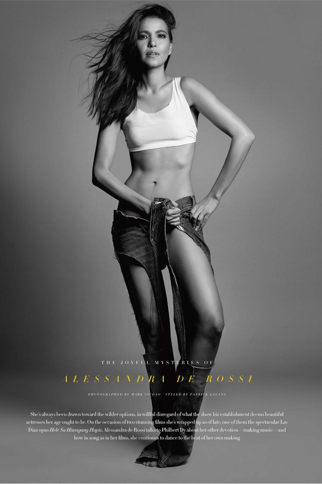 Alessandra de Rossi Nude Photos 12