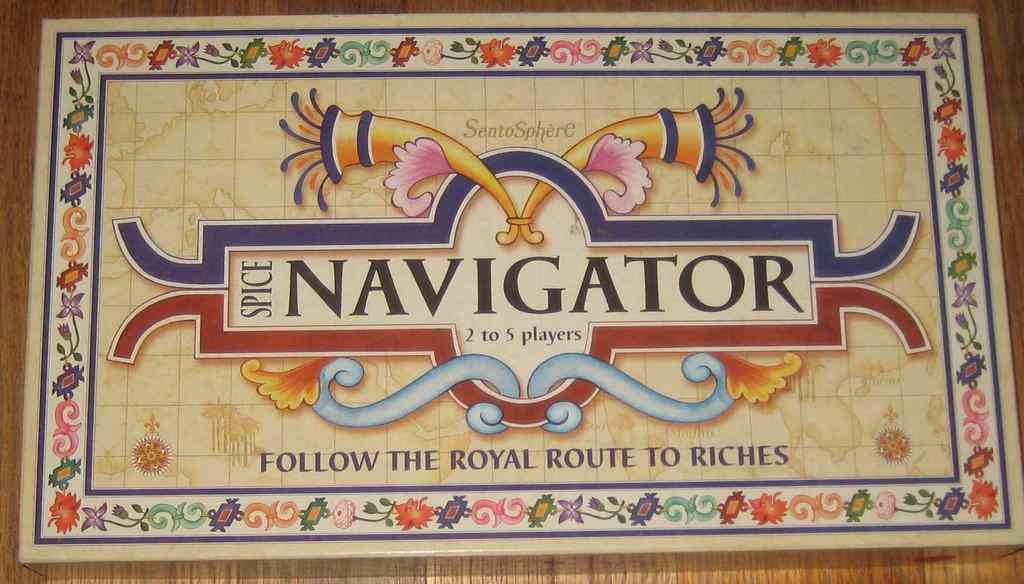 Spice Navigator (La Route des Épices)