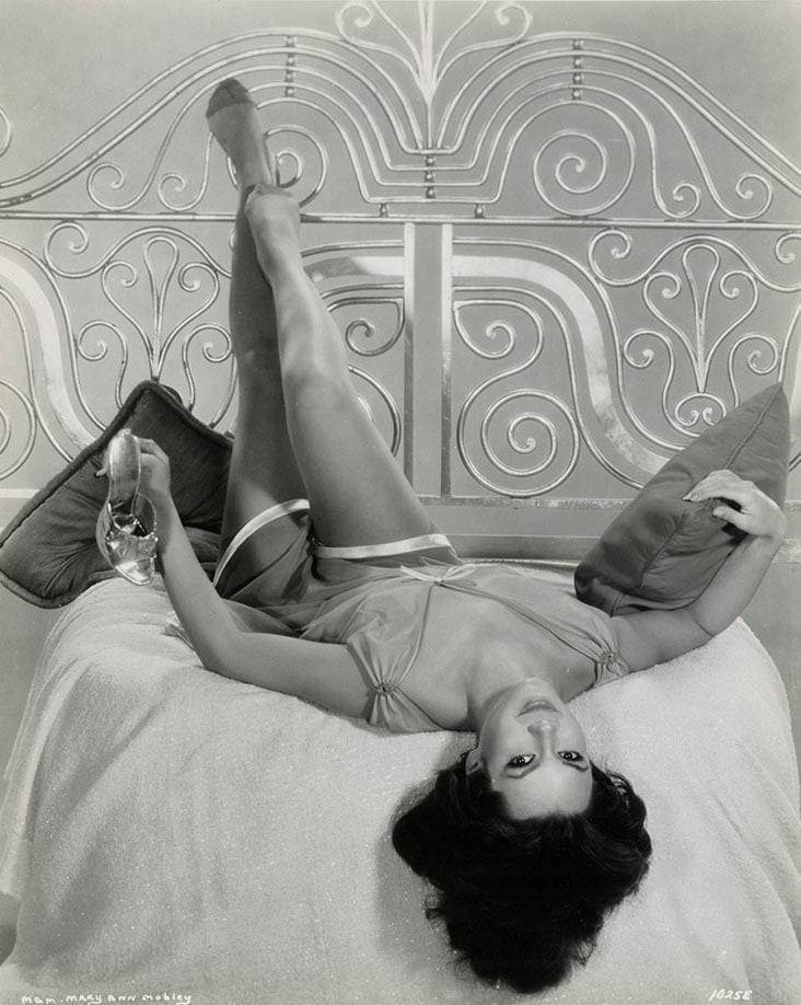 Mary ann mobley nude — photo 15
