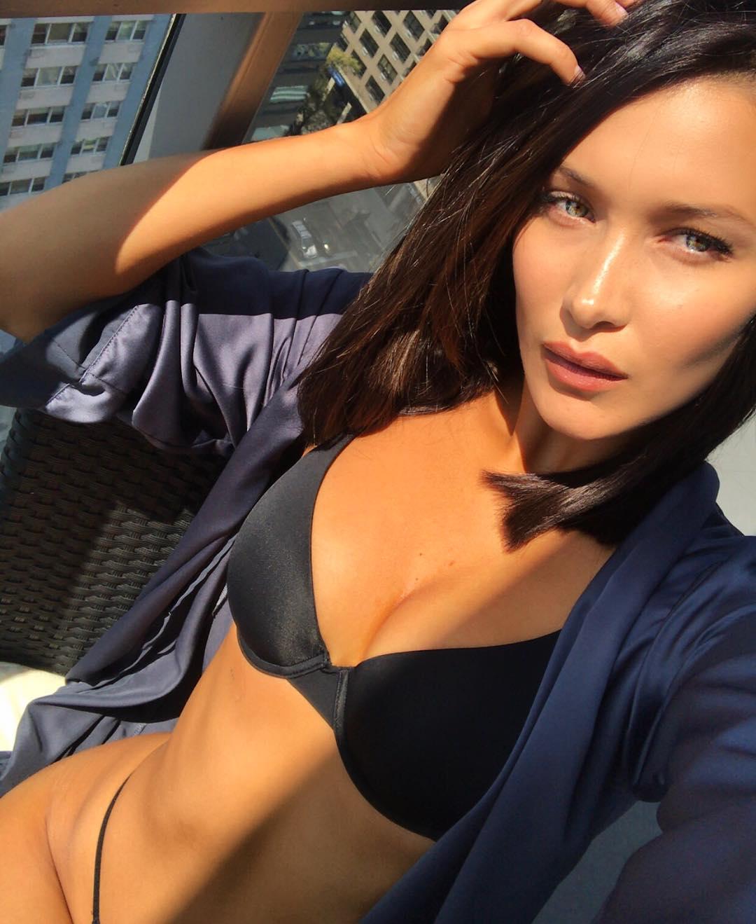 Bella Hadid Erotic