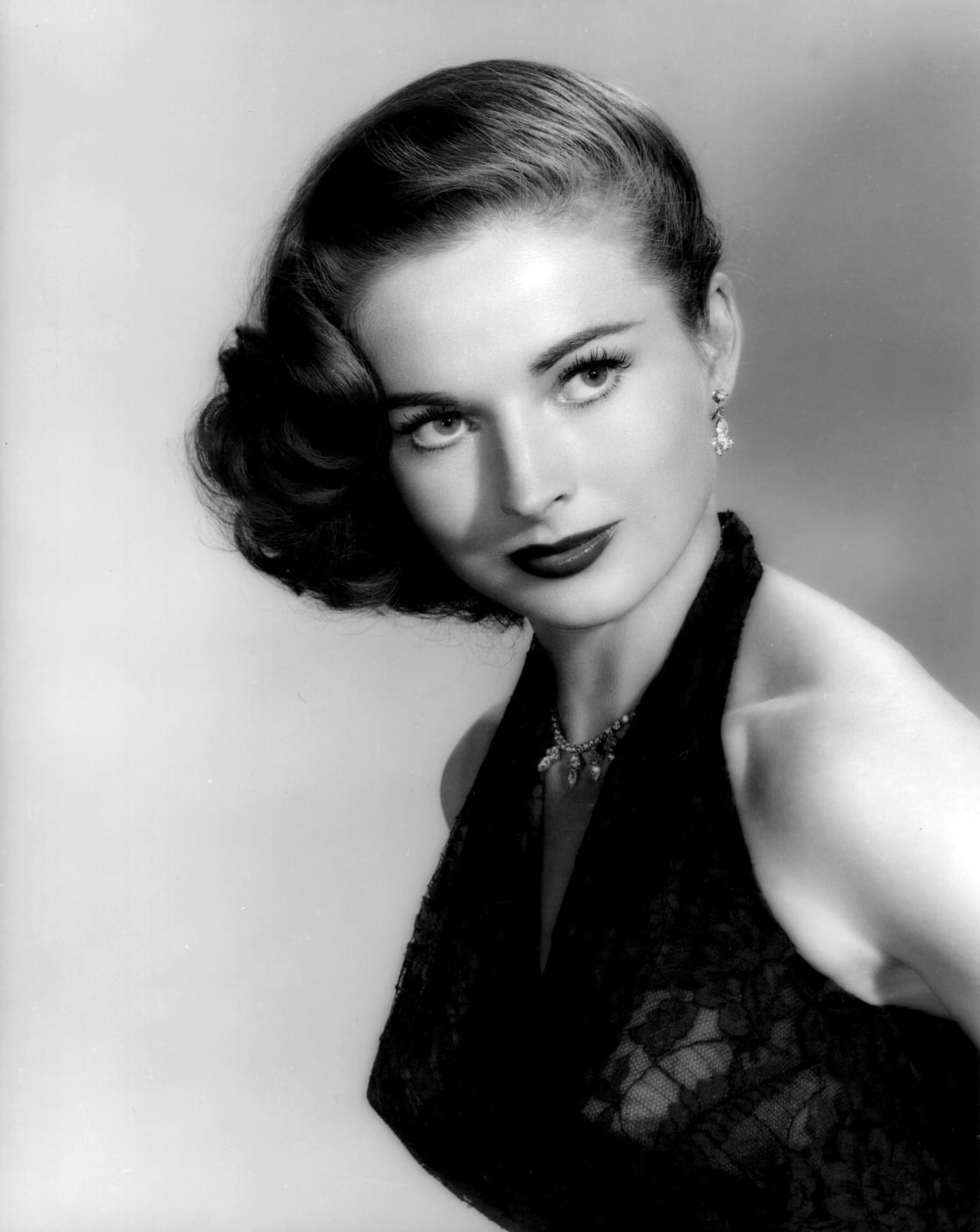 Cleavage Coleen Gray naked photo 2017