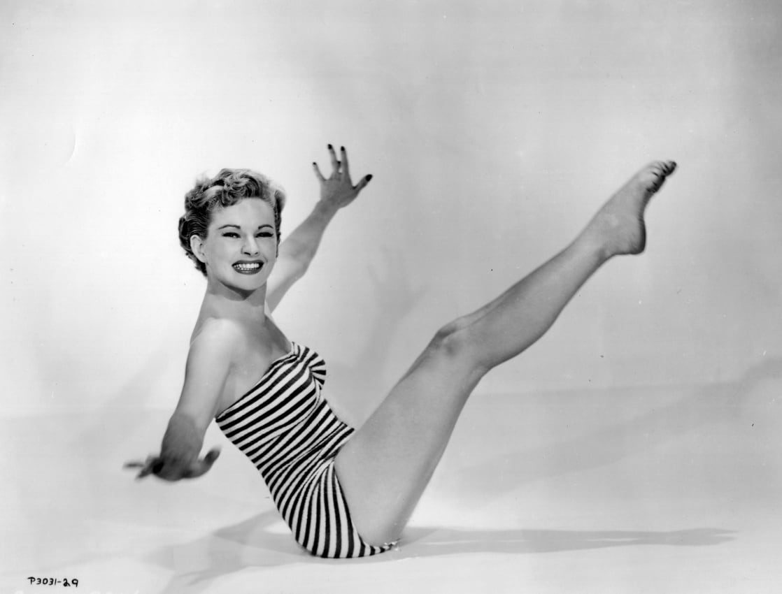 Picture Of Coleen Gray