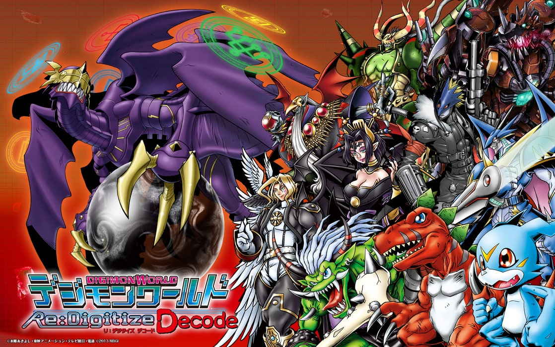 Picture of Digimon World Re: Digitize Decode