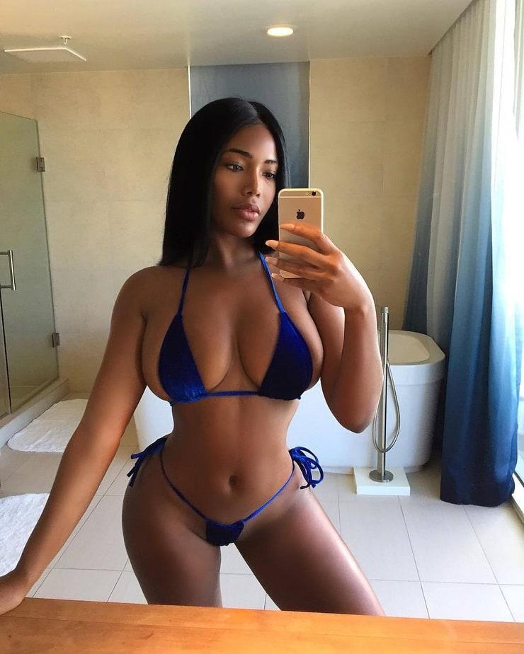haitian tits Big