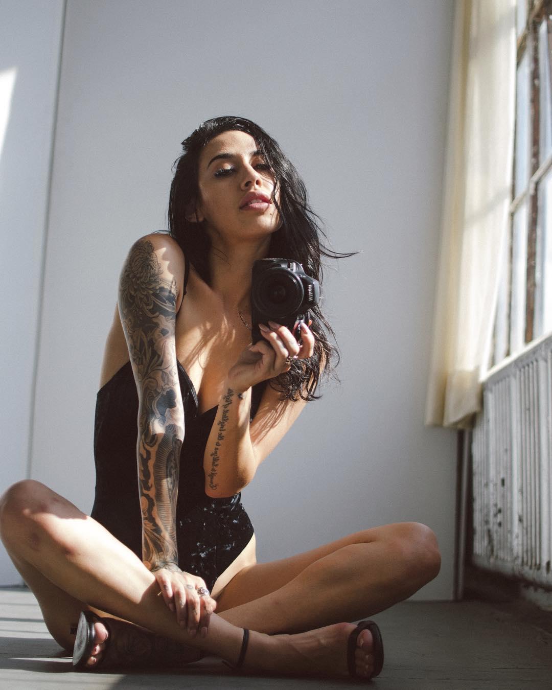 2019 Alexandra Stark naked (47 images), Selfie