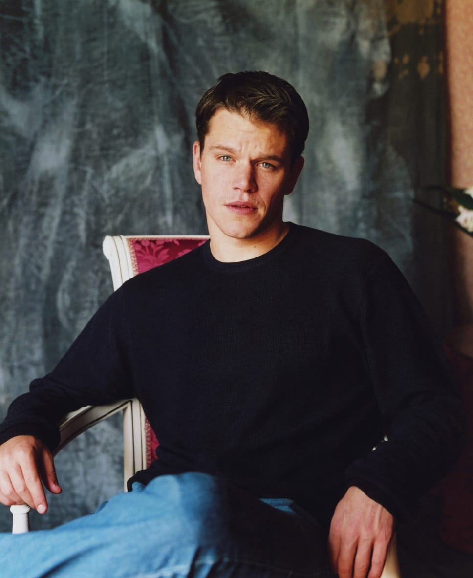 matt damon - photo #48