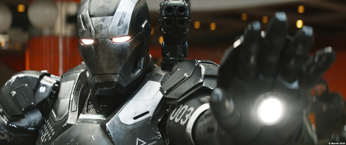 James Rhodes / War Machine (Marvel Cinematic Universe)