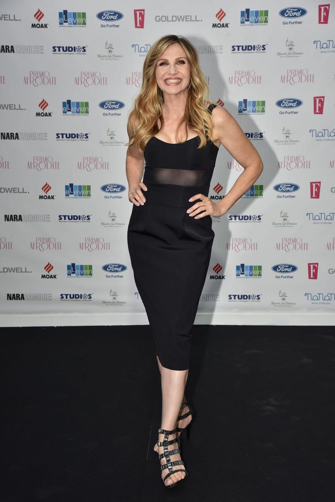 Watch Lorella Cuccarini video