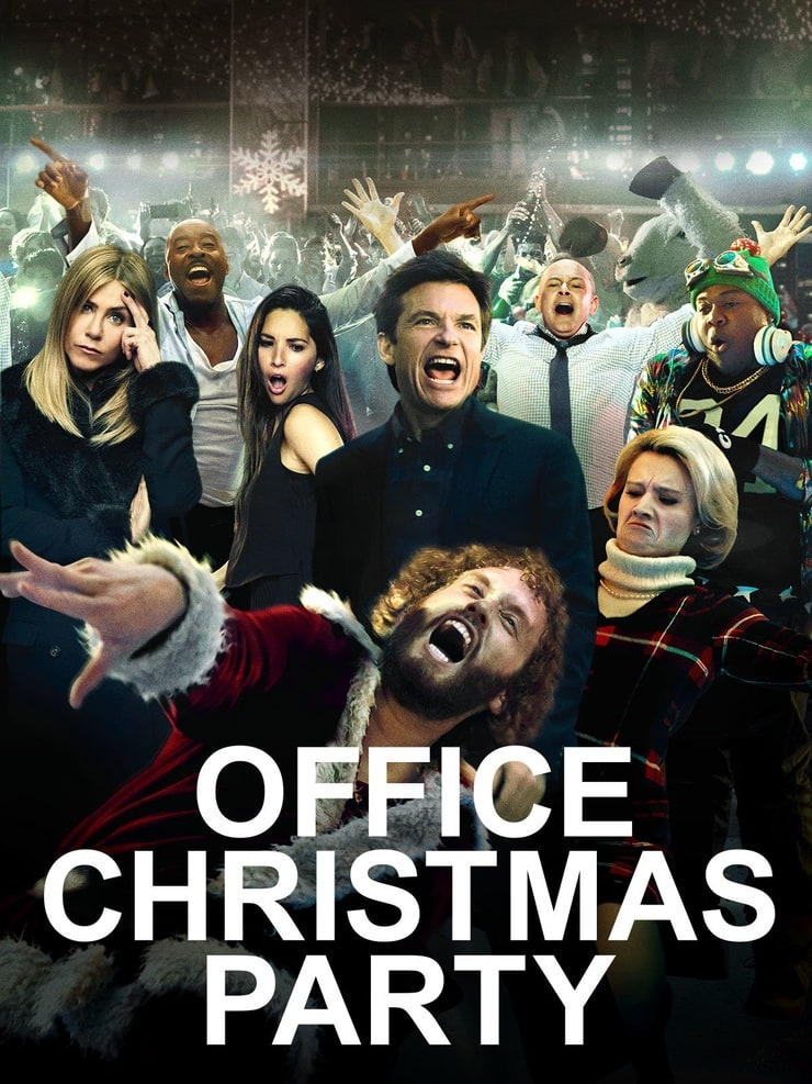 Picture Of Office Christmas Party