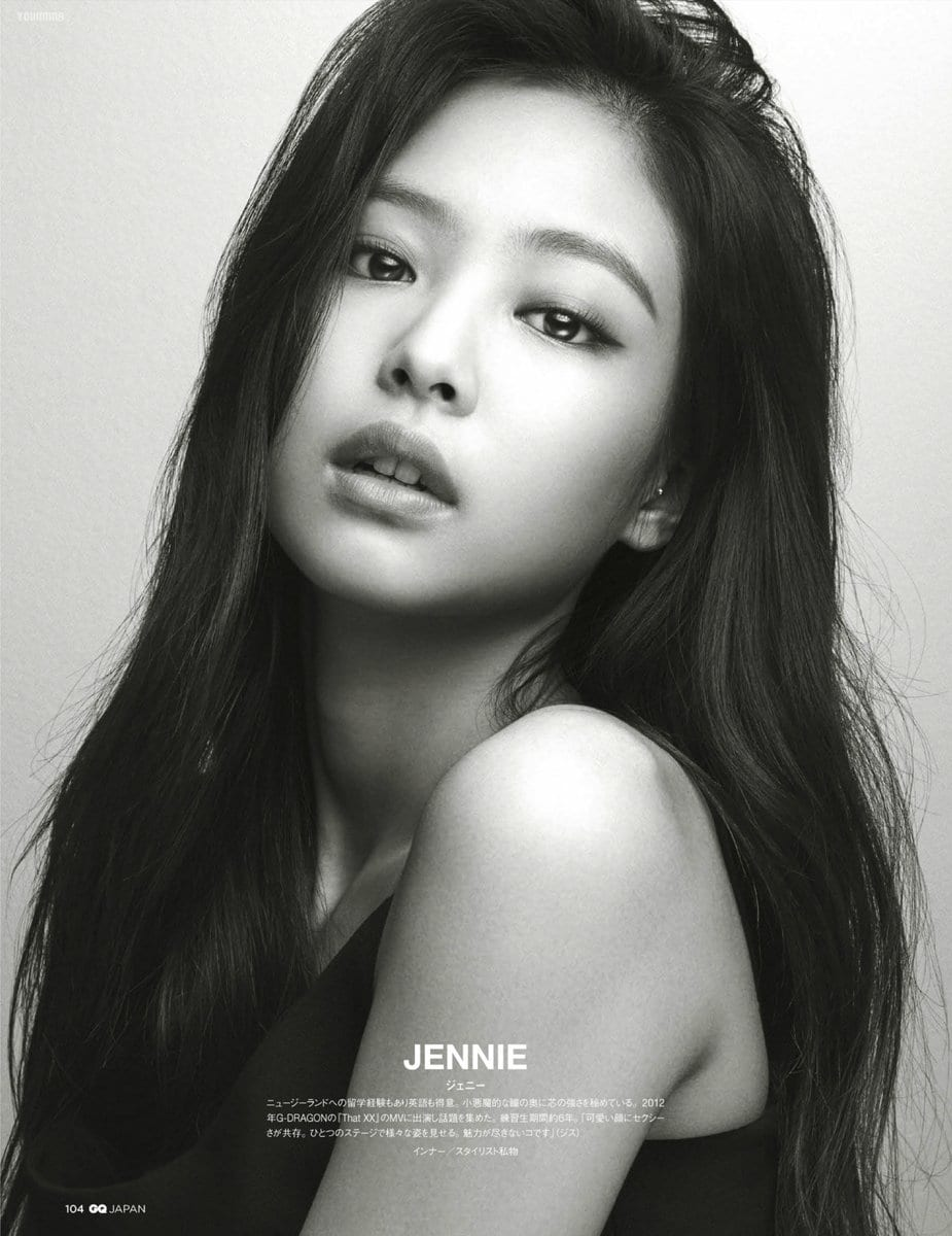 Picture Of Jennie Kim