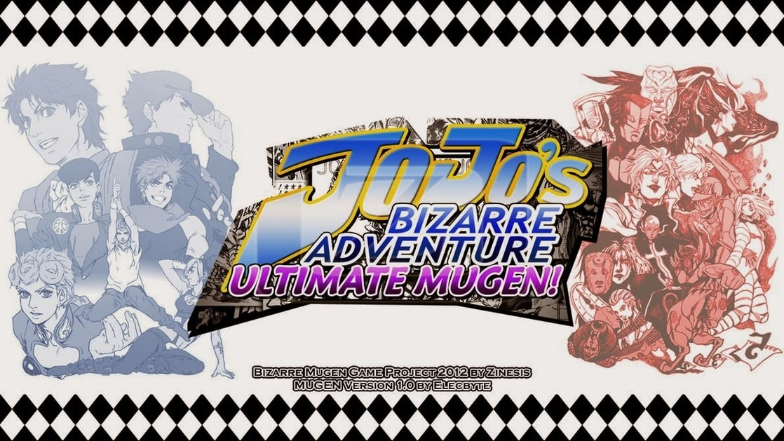 Picture of JoJo's Bizarre Adventure - Ultimate MUGEN HD
