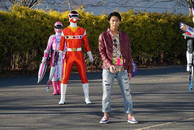 Kamen Rider × Super Sentai: Chou Super Hero Taisen