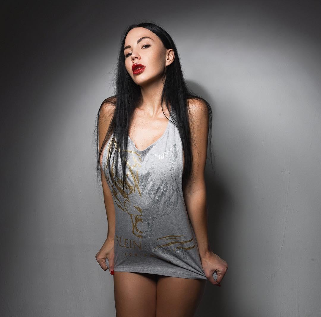 Sideboobs Leaked Gayana Bagdasaryan naked photo 2017