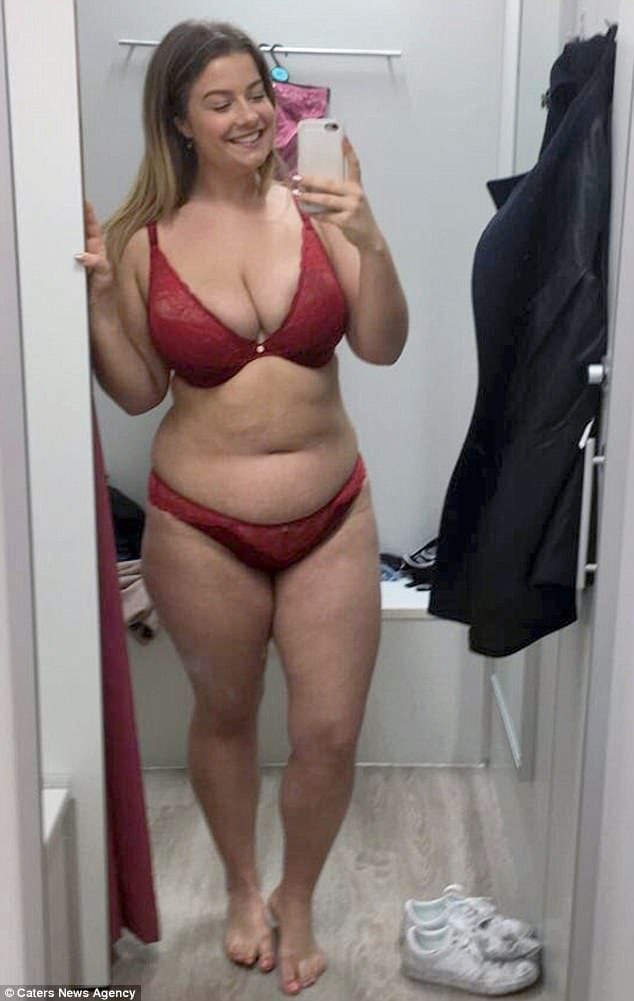 Amateur Curvy Mom