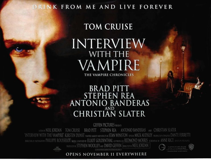 an analysis of the typical horror interview with the vampire by neil jordan The company of wolves is a 1984 british gothic fantasy-horror film directed by neil jordan and starring sarah patterson interview with the vampire.