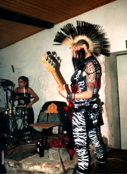 Punk trail manresa