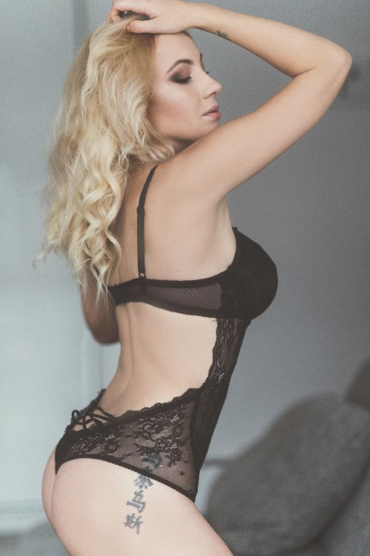 Agnieszka Szczepanska Nude Photos 58