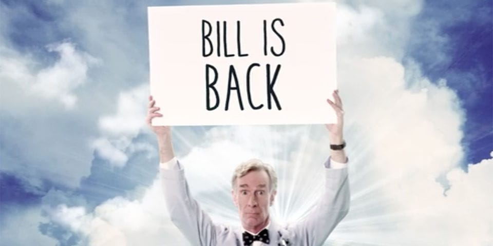 Bill Nye Saves the World                                  (2017- )