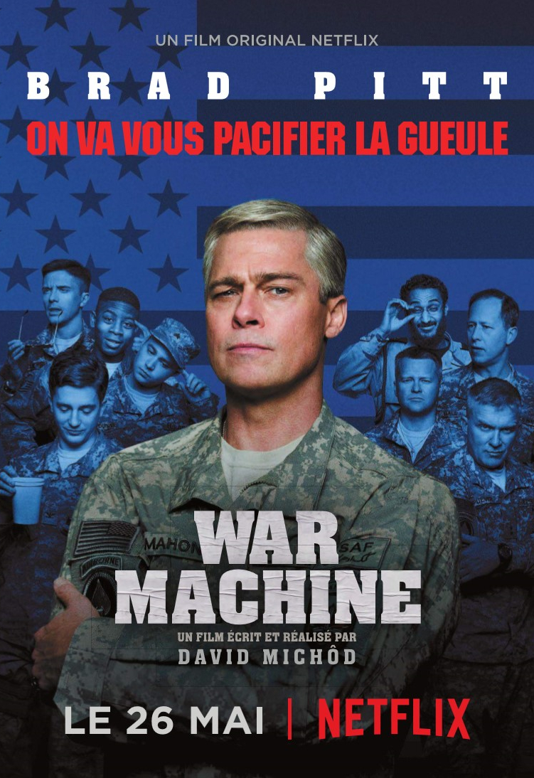 War Machine Download Full Movie
