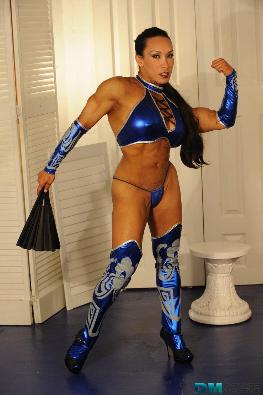 Denise Masino   Beautiful Muscle Girls
