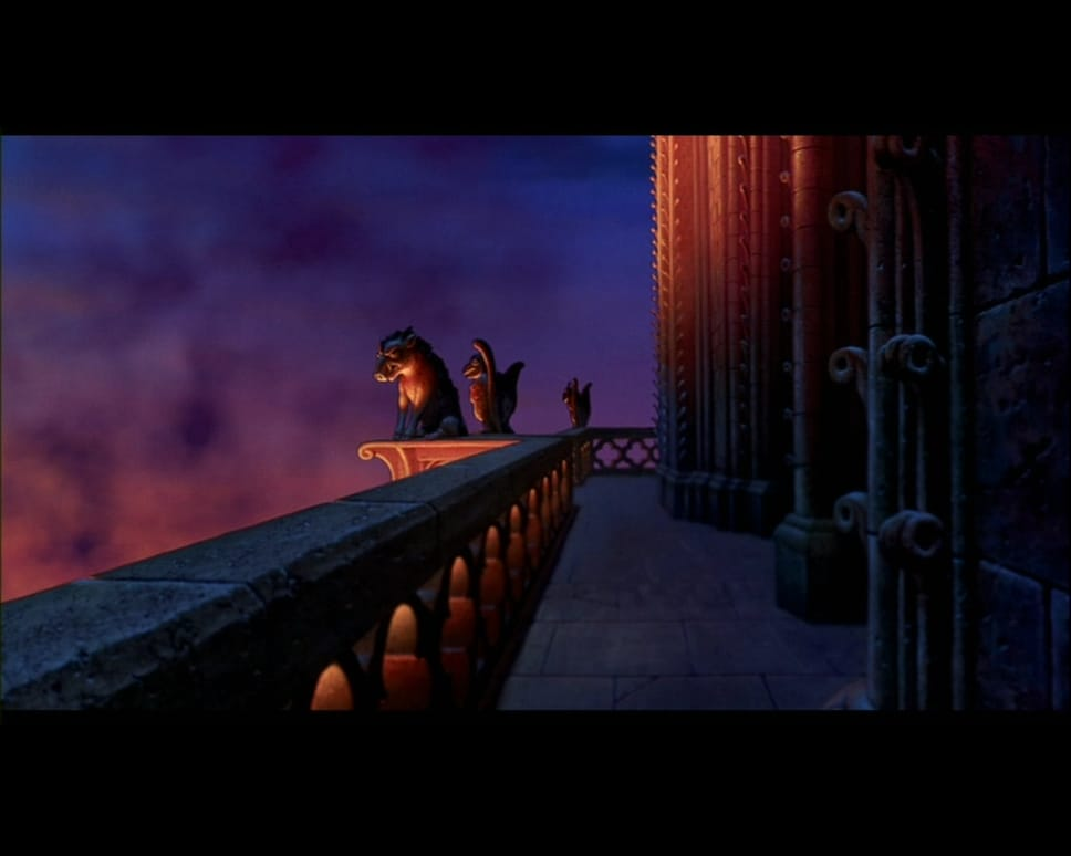 """the depiction of love in the hunchback of notre dame The hunchback of notre dame  intended to be present at the  representation of the mystery, and at the election of the pope of the fools,  """"oh  what a decrepit face, livid and haggard and drawn with the love of gambling and  of dice."""