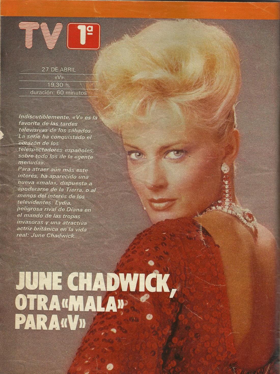 Watch June Chadwick video
