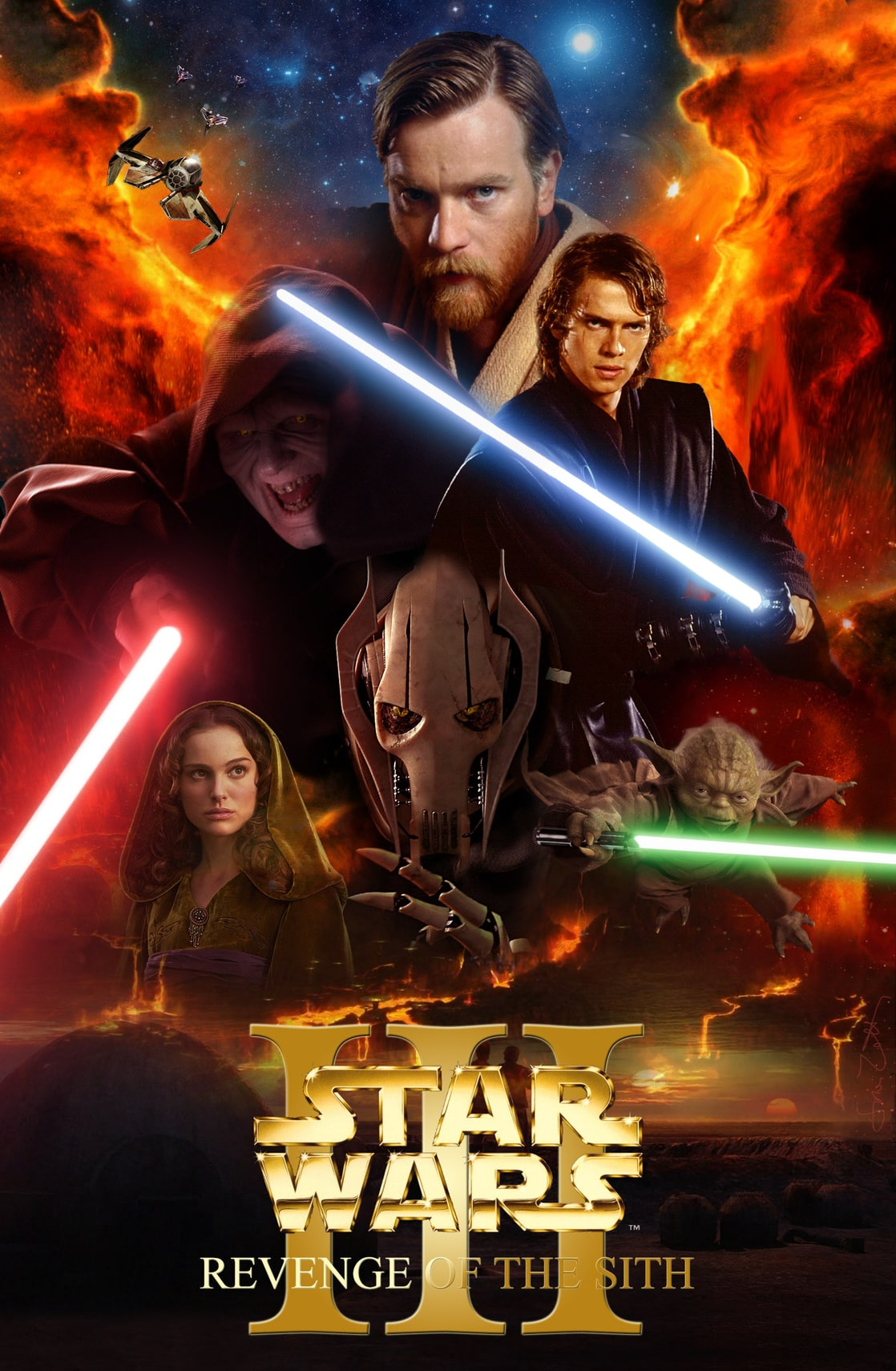 Picture Of Star Wars Episode Iii Revenge Of The Sith