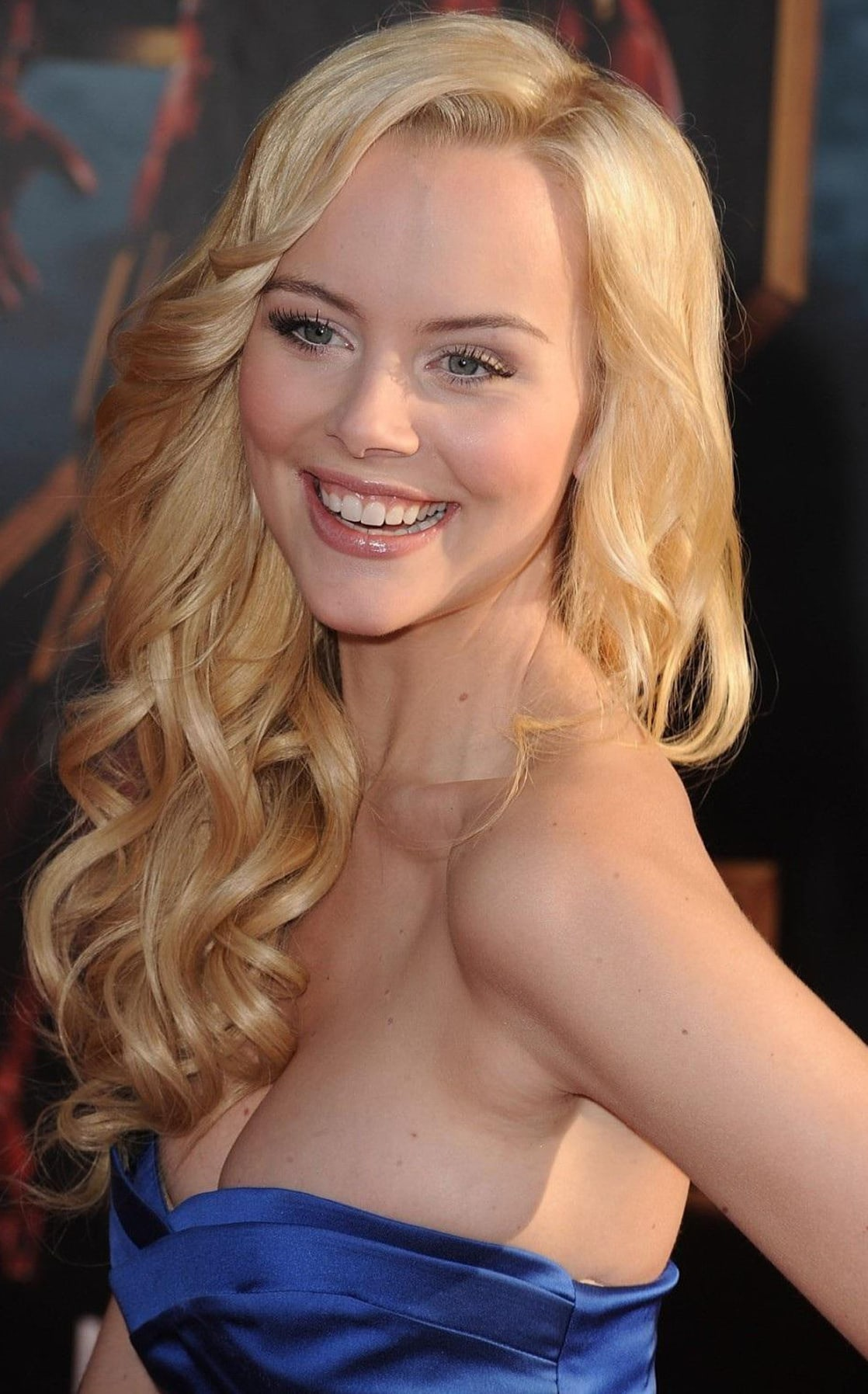 Helena Mattsson beauty