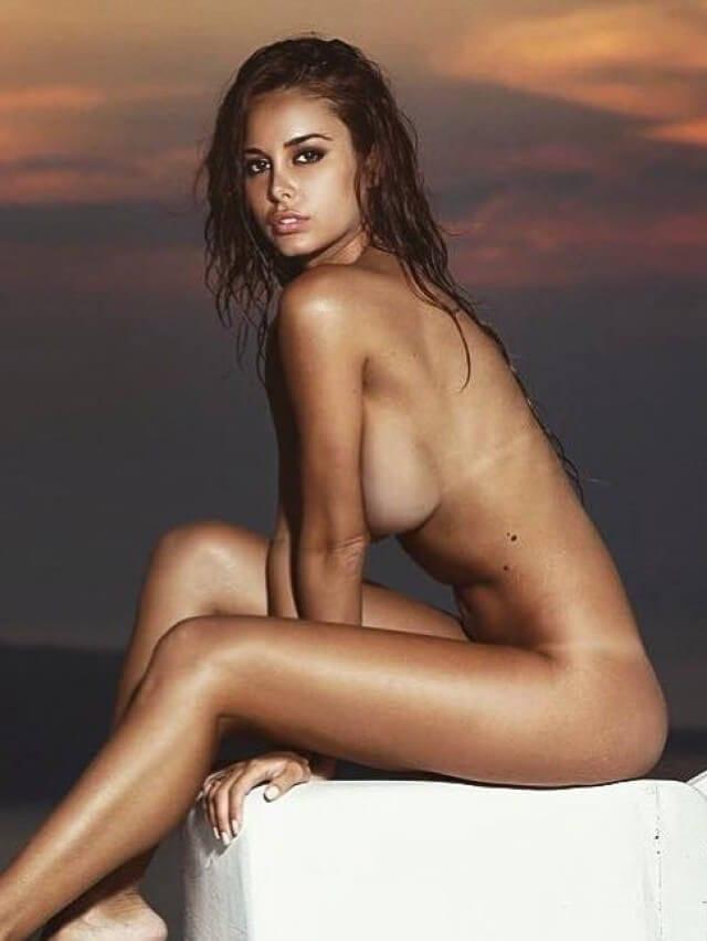 Gladys Jimenez Nude Topless And Erynn Dana Dalton Nude Too