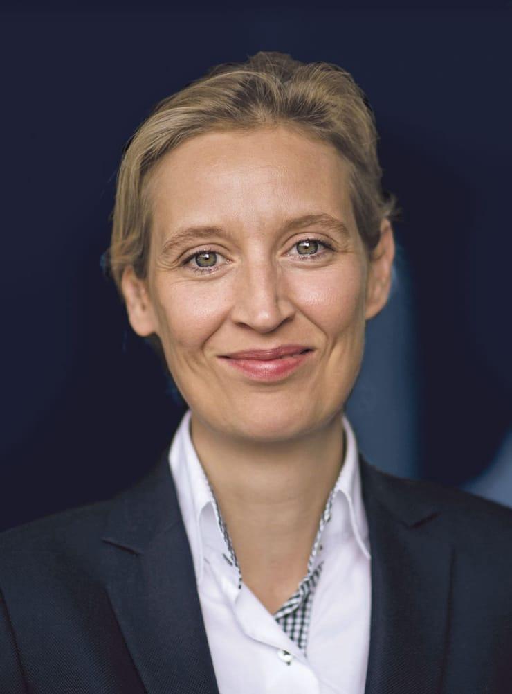 Alice Weidel Jugend