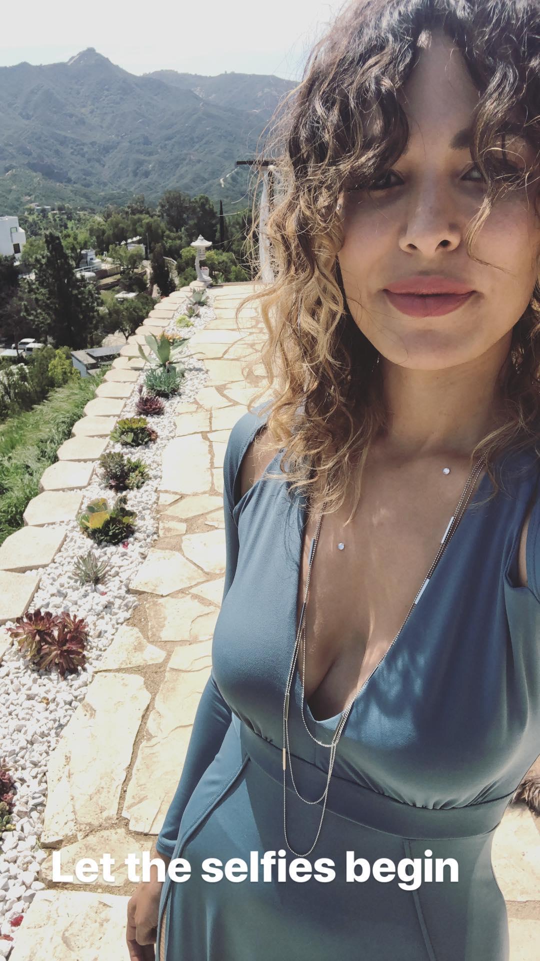 Selfie Nadine Velazquez nude photos 2019