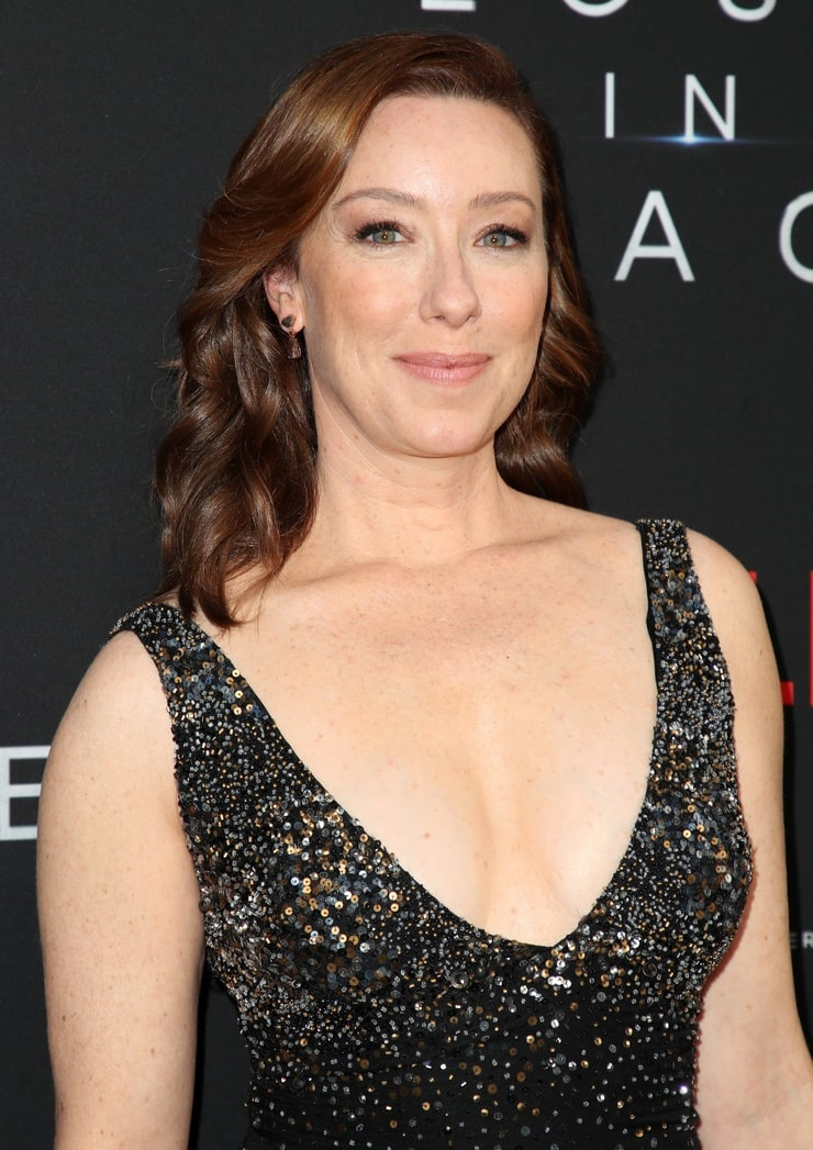 Molly parker topless