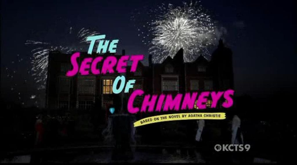 """Agatha Christie's Marple"" The Secret of Chimneys"