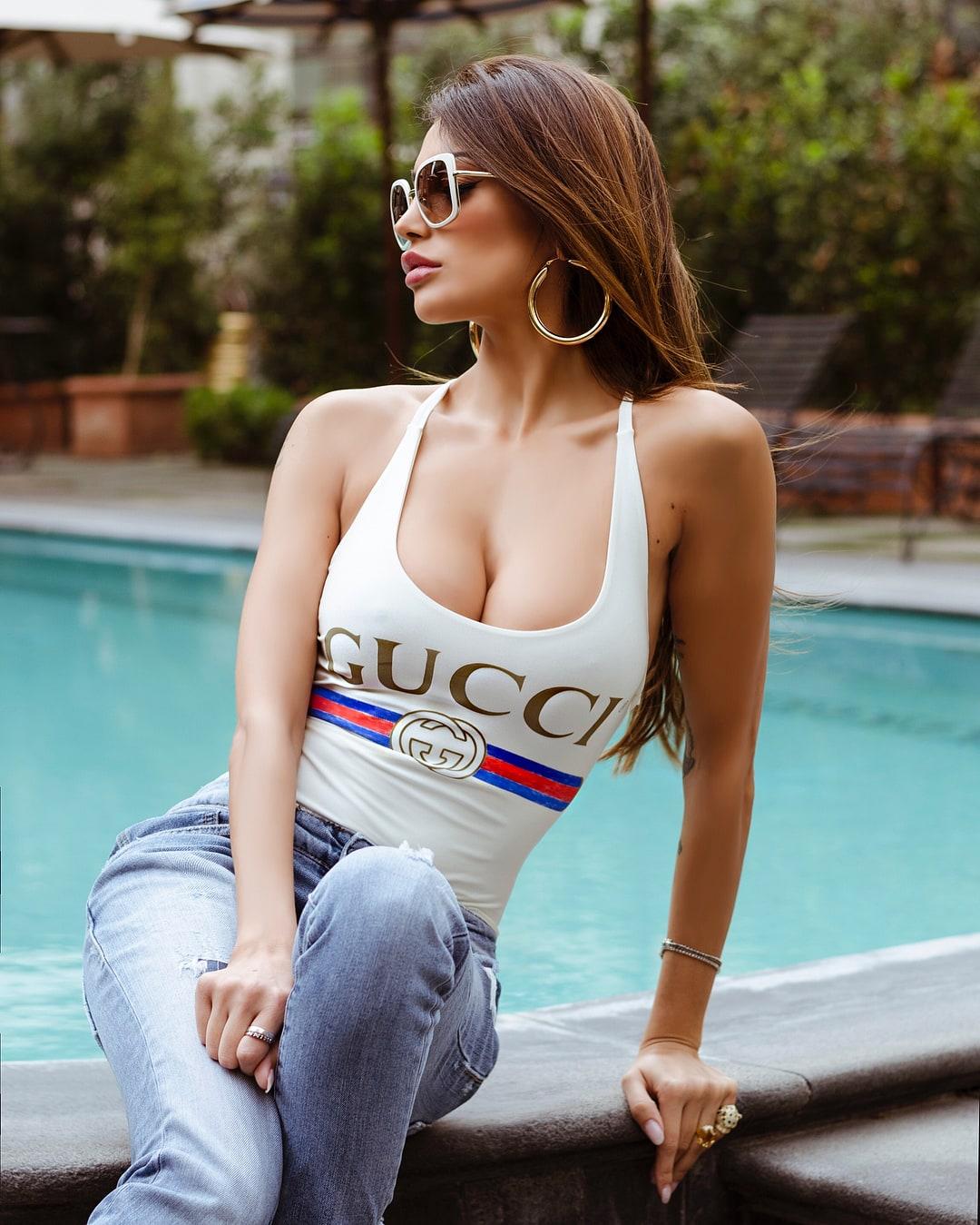 Cleavage Cristina Buccino nude photos 2019