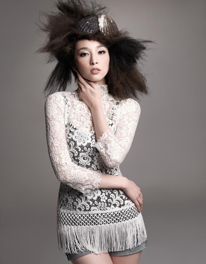 Pace Wu Pei Cis Latest Photos :: Classic Girls