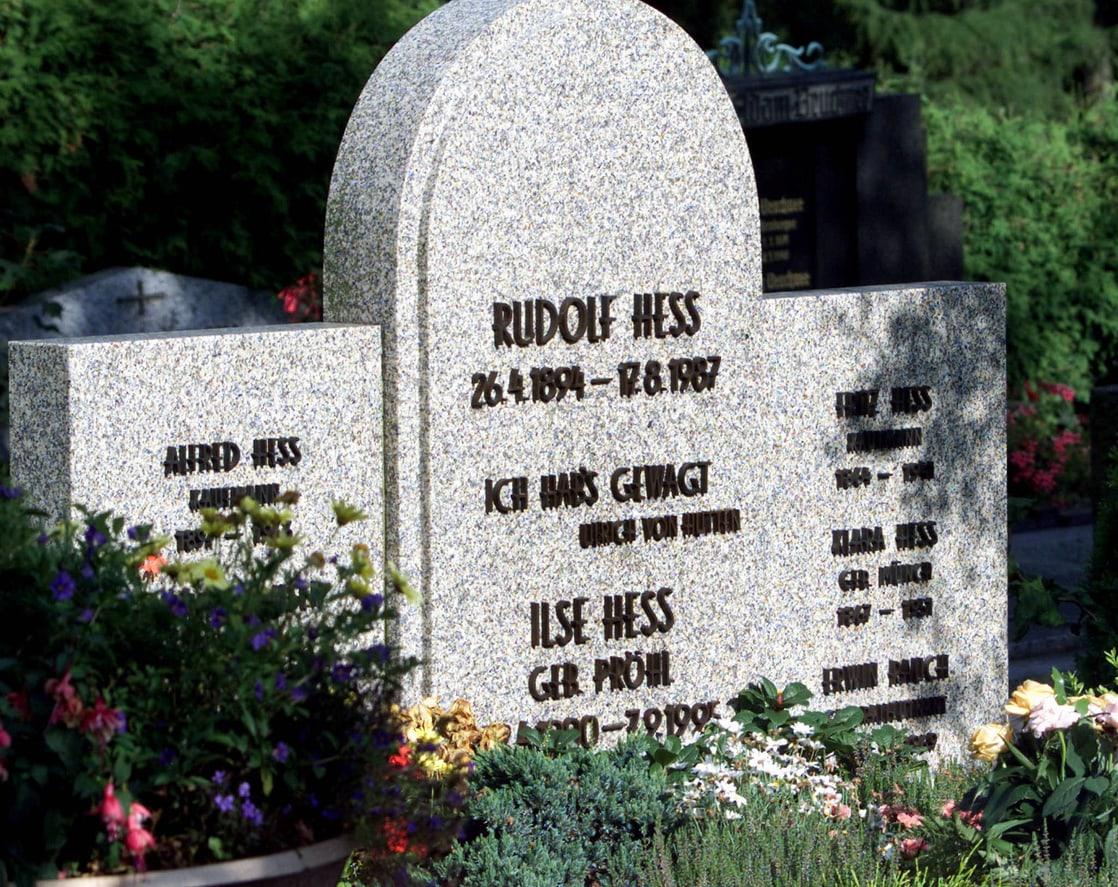 Friedhof Wunsiedel