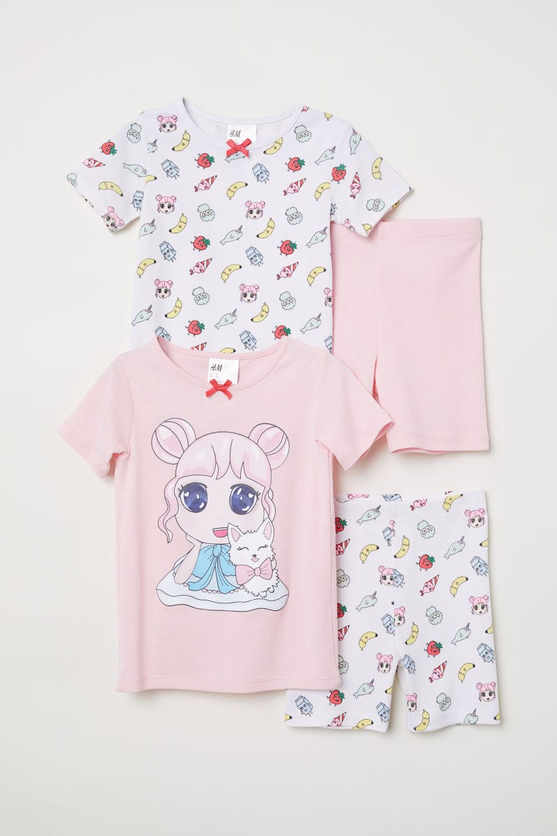 15c82edf2 Picture of 2-pack Jersey Pajamas