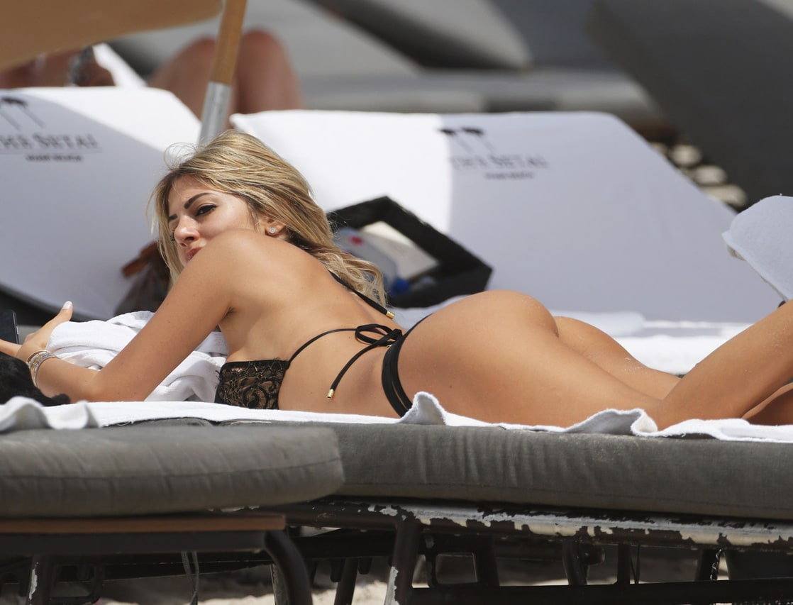in bikini 2019 Melissa Castagnoli naked photo 2017