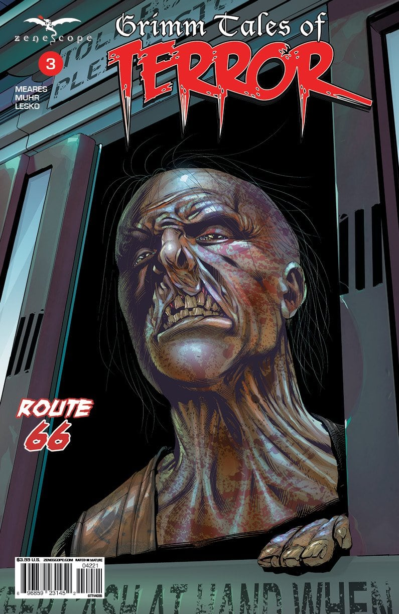 Picture of Grimm Tales of Terror Volume 4