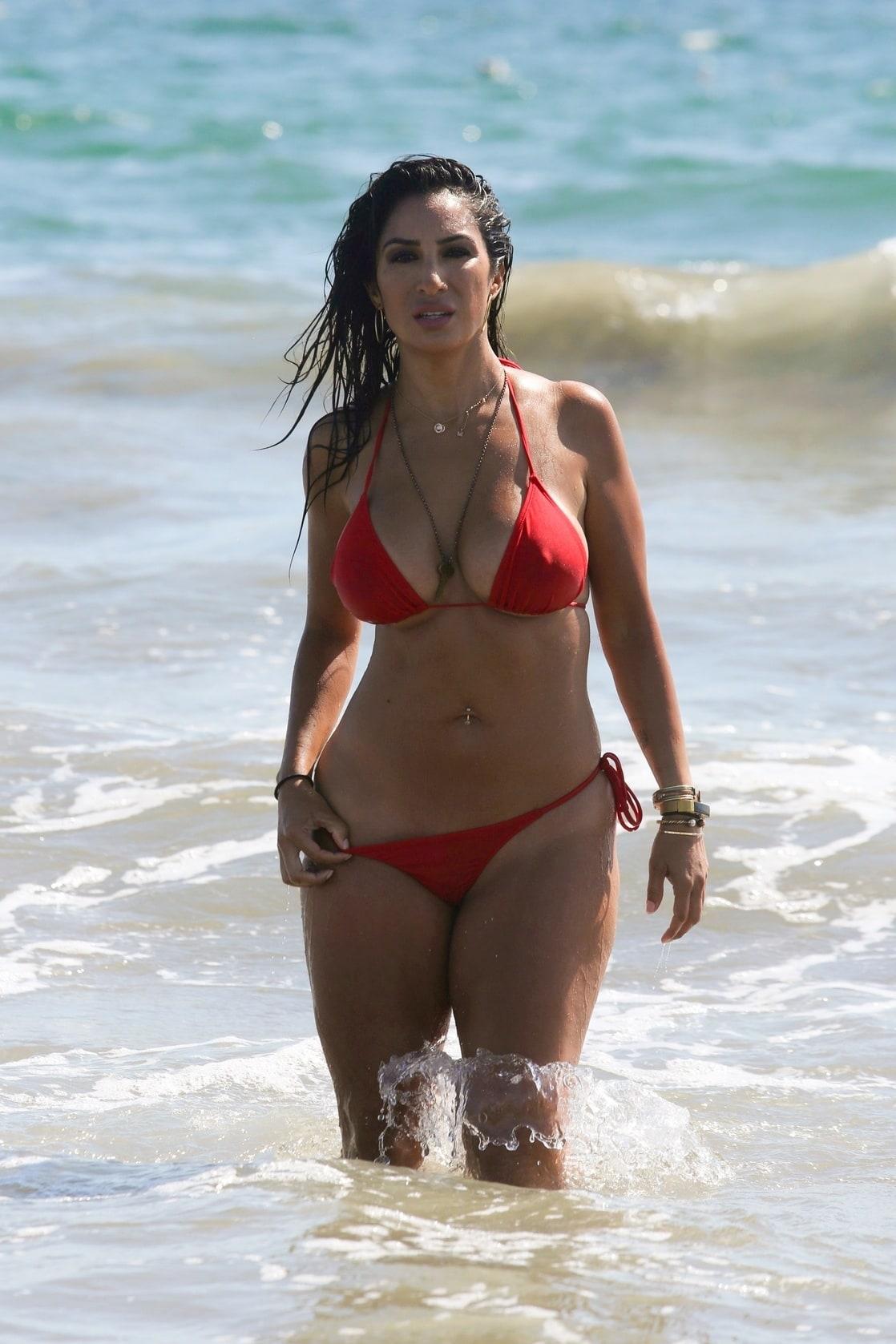 There liana mendoza bikini something is