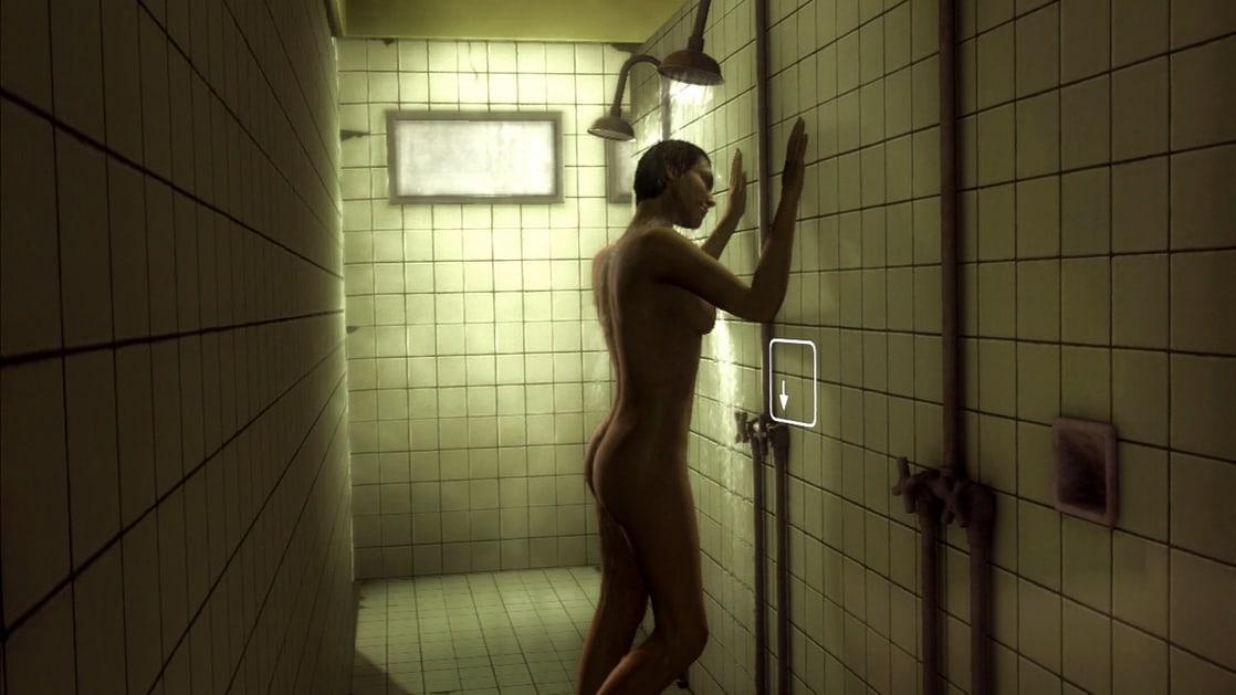 Two souls shower beyond Ellen Page