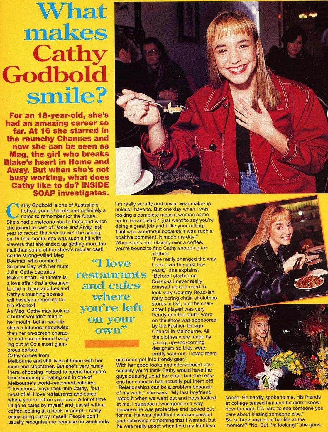 Cathy Godbold Cathy Godbold new foto
