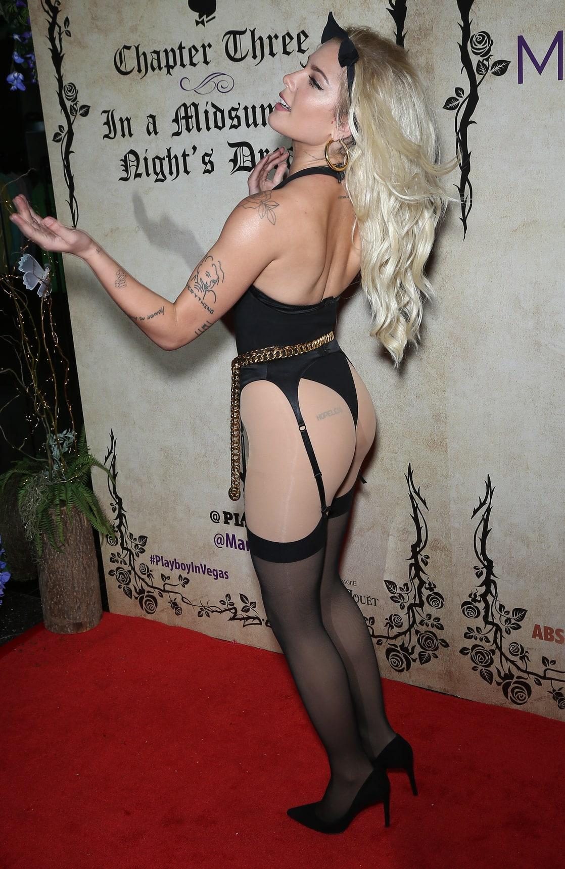 bra Erotica Halsey Braless naked photo 2017