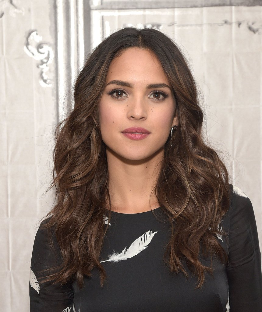 Is a cute Young Adria Arjona naked photo 2017