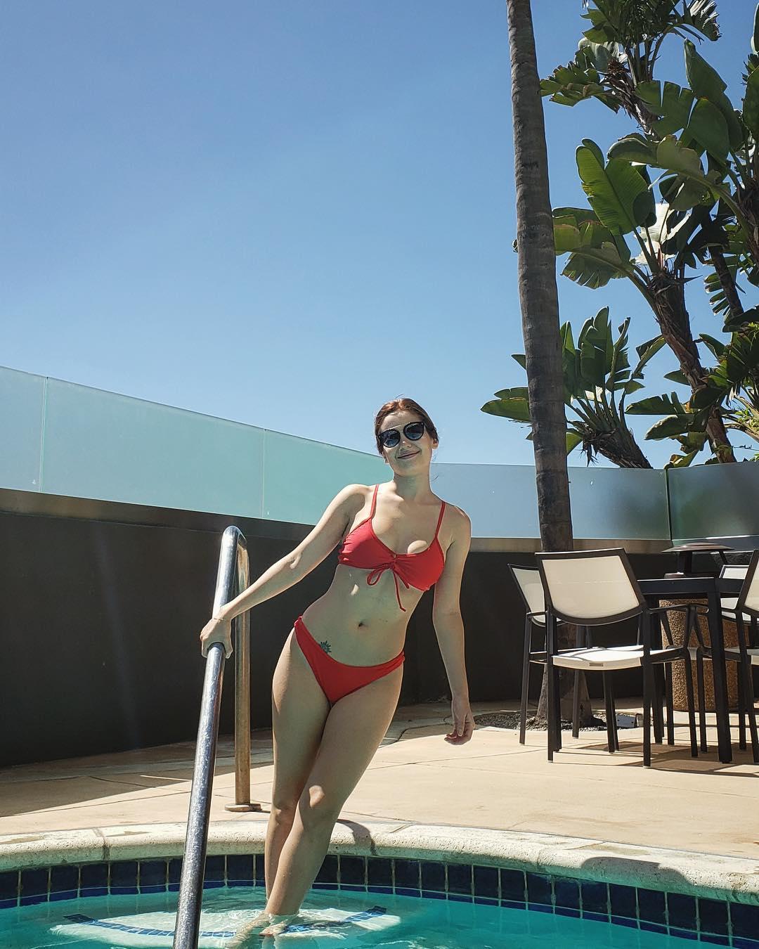 Bikini Ivana Baquero