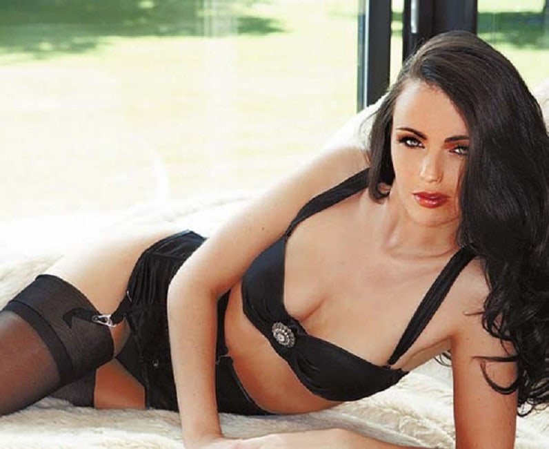 Really jennifer metcalfe lingerie does not