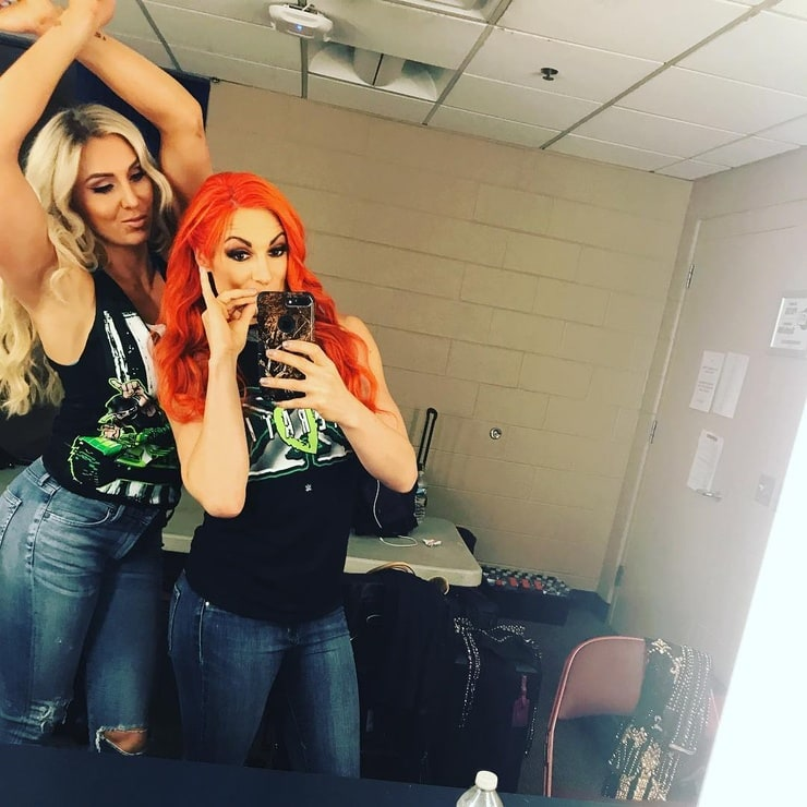 Picture of Becky Lynch