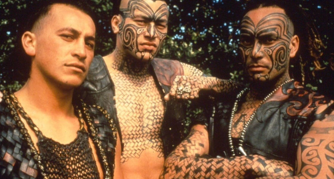 Essays the film once were warriors
