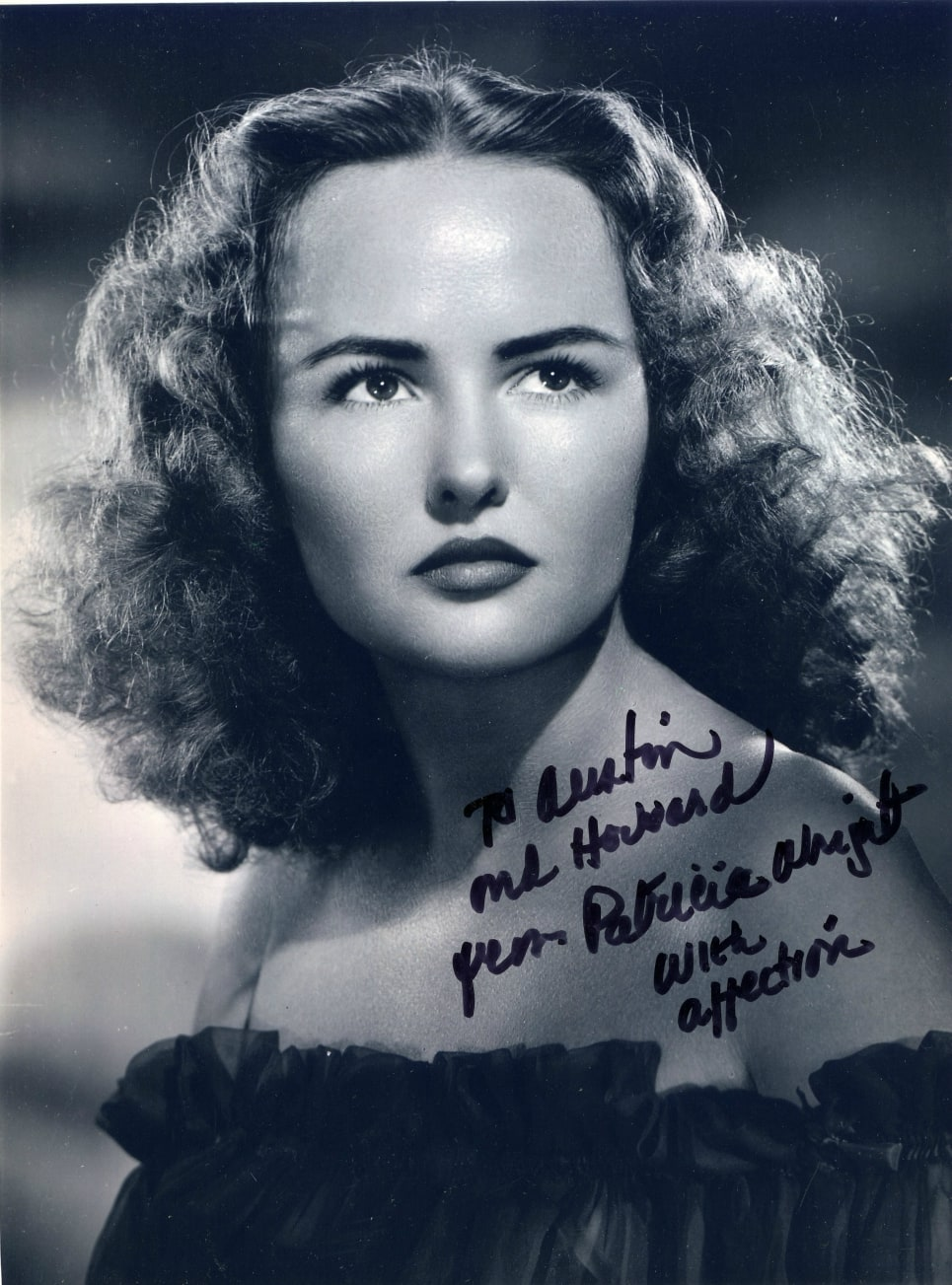 pictures Patricia Wright (actress)