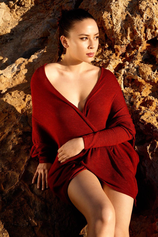Nakriko Akpamoli Nude Photos 31